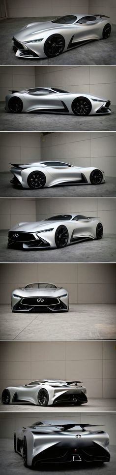 Infiniti Concept Vision GT :: done for Gran Turismo 6 #autos #de #lujo #super #coches