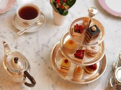 Pera Palace Hotel, Jumeirah - Istanbul Restaurants - Patisserie de Pera - French