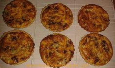 HEERLIKE BILTONG QUICHE Sticky Toffee Pudding, Biltong, South African Recipes, Quiche Recipes, Atkins Diet, Tart, Recipies, Muffin, Quiches