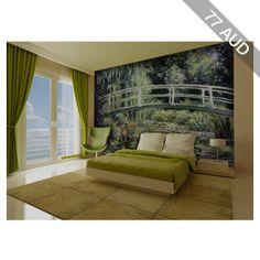 1 Wall Monet Japanese Bridge Wall Mural