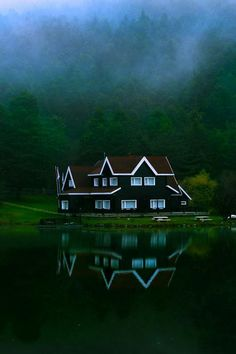 Lake House, Turkey
