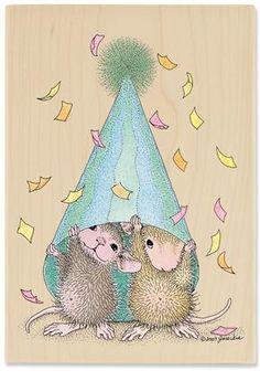 Celebration house mouse
