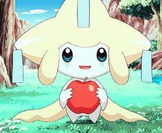 Pokemon - eating an apple ^-^ Pokemon Gif, Pokemon Photo, Pokemon Memes, Pokemon Fan Art, Cute Pokemon, Pokemon Cards, Pokemon Super, Kawaii, Pokemon Pictures