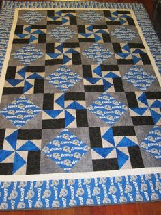 Pin by Beth Peugeot on College quilt ideas | Pinterest : college quilt patterns - Adamdwight.com