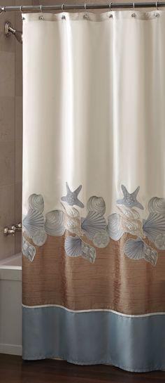 Antigua Shower Curtain
