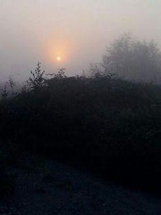Sunrise in Bellingham ,Washington