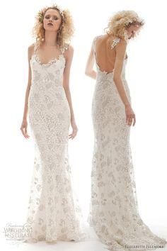 elizabeth fillmore flora wedding dress spring 2013