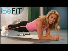 Denise Austin: Total-Body Fat Blast Workout - YouTube