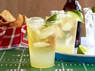 Gina's Super Bowl Punch Recipe : Patrick and Gina Neely : Food Network