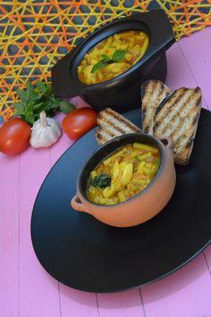 Sopa de Garoupa com açafrão - Malagueta Man