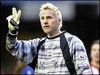 Antti Niemi. At Saints from 2002 - 2006. - #Southampton FC #Quiz  - #The Saints!