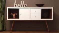 Ikea kallax regal als trendiges sideboard einfach genial for Meubles wieder