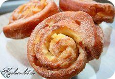 Apfelkrapfen Rezept- leckere Apfelberliner mit einer traumhaften Zimt-Zucker Note, welche durch die Frische der Äpfel wunderbar abgerundet wird. Karnevalsrezept