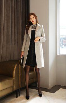Korean Women`s Fashion Shopping Mall, Styleonme. Korean Fashion Trends, Korea Fashion, Asian Fashion, Girl Fashion, Fashion Outfits, Womens Fashion, Fashion Design, Classy Outfits, Trendy Outfits
