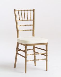 Bamboo Wedding Chair Rental, Rent Bamboo Chairs in Chicago Milwaukee