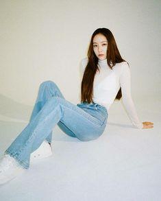 Jessica & Krystal, Krystal Jung, Mom Jeans, Asian, My Favorite Things, Pants, Trouser Pants, Women's Pants, Women Pants