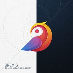 99 Designs' article on how to effectively use asymmetry in layout designs. Custom Logo Design, Custom Logos, Web Design, Graphic Design, Logo Branding, Branding Ideas, Brand Identity, Buho Logo, Logo Generator