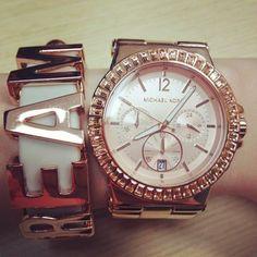 michael kors bracelet watch http://queenstormsfashion.blogspot.com/