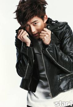 Taecyeon - @ Star1 Magazine June Issue '13