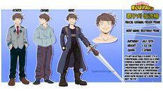 My Hero Academia, Hero Academia Characters, Fantasy Characters, Fictional Characters, Fantasy Character Design, Character Art, Junk Yard, Hero Costumes, Human Soul
