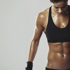 Start This Now For a Flat Belly by Bikini Season: If you're looking to melt fat in time for bikini season, high-intensity interval training (HIIT) should be your new best friend.