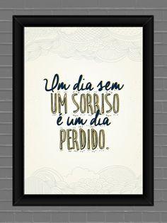 Poster Um Sorriso