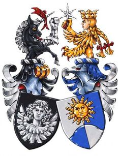 Marco Foppoli, Heraldic Artist... http://www.marcofoppoli.com/index.php?p=illustrazioni_araldiche