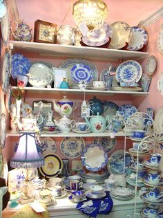 Camille's Antique Boutique ~ China heaven