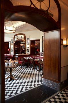 colbert from httplondontowncom restaurant ideascafe - Slate Cafe Ideas