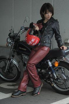 baico バイコ レディース バイク用品 レーサー ライダー バイカー METS'Z レザーパンツ ブーツカット MLP-002 /女性用/バイク/レディース/ライダース/レザー/パンツ/牛革/本革/黒/ブーツカット