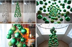 Holiday-Decor-Not-Martha-DIY-Tree-Mobile.This is so lovely.The only thing that i do not like is that it is not colorful.