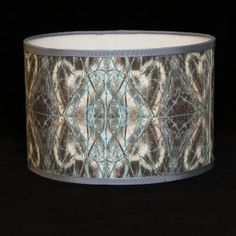 Lampshade Valentines Day  teleidoscope image by Gingerartlamps, $120.00