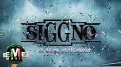 Siggno - Ya no me perteneces (Video Oficial) - YouTube