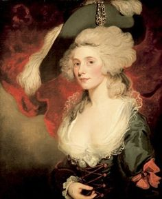 Mary Robinson, mistress to the Prince Regent (King George IV)