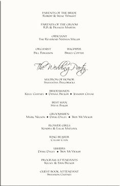 free wedding program templates music amp olive green in the freedom i love my website wedding ceremony orderwedding