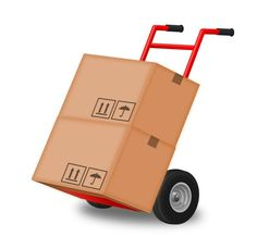 4 little things that make moving day easier... like simple DIY doorstops!