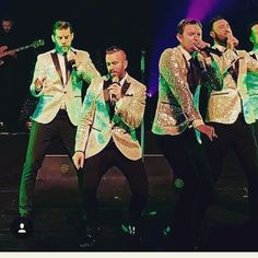 "Daz (@mrdeverest) on Instagram: ""Let's do the Friday dance god dam it! 🕺 Photo credit - @theovertonesger - - - -  #friday #theovertones #tour #music #concert #fashion #mensfashion #style #suit #stylist #doyou #tgif #wknd""  -  12-January-2018"