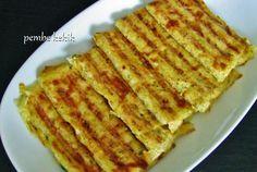 pembe kekik: Patates Tostu Tarifi