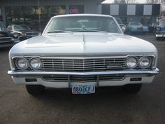 1966 chevy impala for sale   1966 CHEVROLET IMPALA FOR SALE