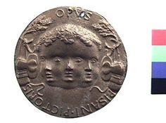 Medaglia di Pisanello per Leonello d'Este | Collezioni online | Museo Civico Archeologico di Bologna | Iperbole