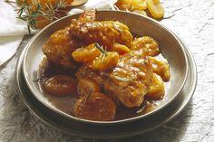Crockpot Apricot Chicken Recipe