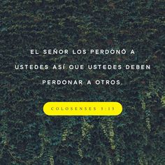 Colosenses 3:13