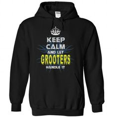 nice I love GROOTERS Name T-Shirt It's people who annoy me