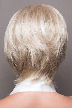 Wig Features:Partial Mono Colors Shown: Creamy Blond and Chocolate Frost-R One of Noriko's best selling wigs is now available in a partial monofilament cap. This sassy bob has tousled layers and an edgy fringe, a tapered nape, wispy bangs, and face framing tendrils that are sure to please. Cap Size: AverageLength: F