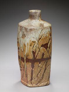 Pucker Gallery - Randy Johnston - Squared Vase