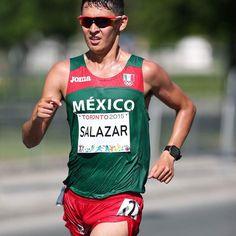 Logra Julio Salazar boleto a Río de Janeiro para competir en 20 km en caminata | El Puntero