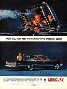 1963 Mercury Monterey Custom Four-Door Hardtop