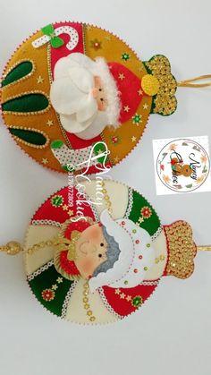 Felt Christmas Decorations, Christmas Ornaments, Holiday Decor, Pink, Crafts, Christmas Wreaths, Diy Christmas Decorations, Merry Little Christmas, Christmas Decor