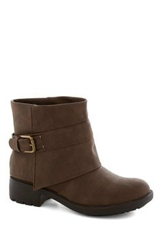 Oath of Approachable Boot, #ModCloth