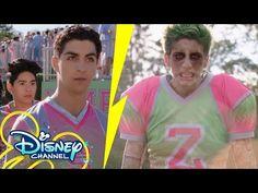 좀비를 학교에서 쫓아내려는 인간들😥   좀비스   디즈니채널 - YouTube Quince Dresses Mexican, Old Disney, Disney Characters, Tejidos